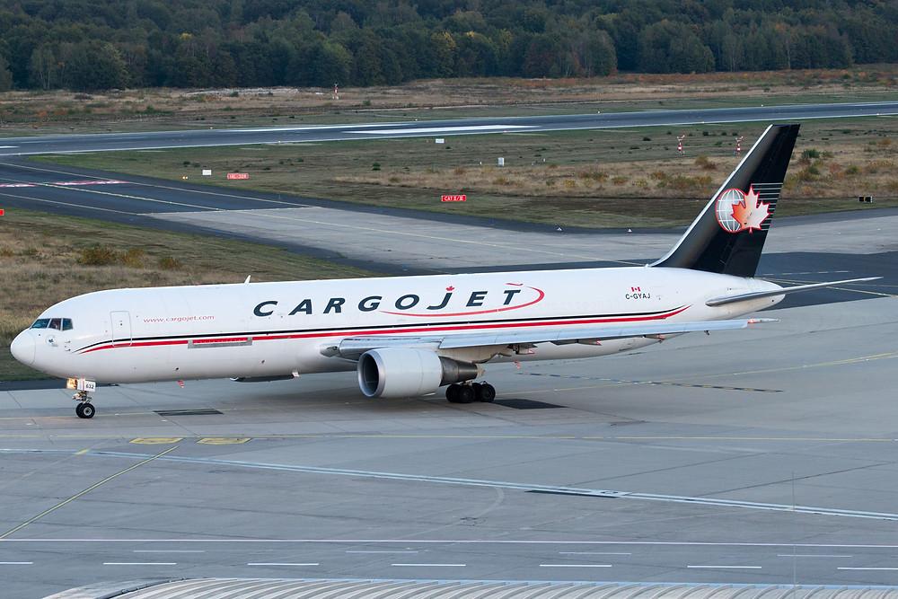 Cargojet 767F