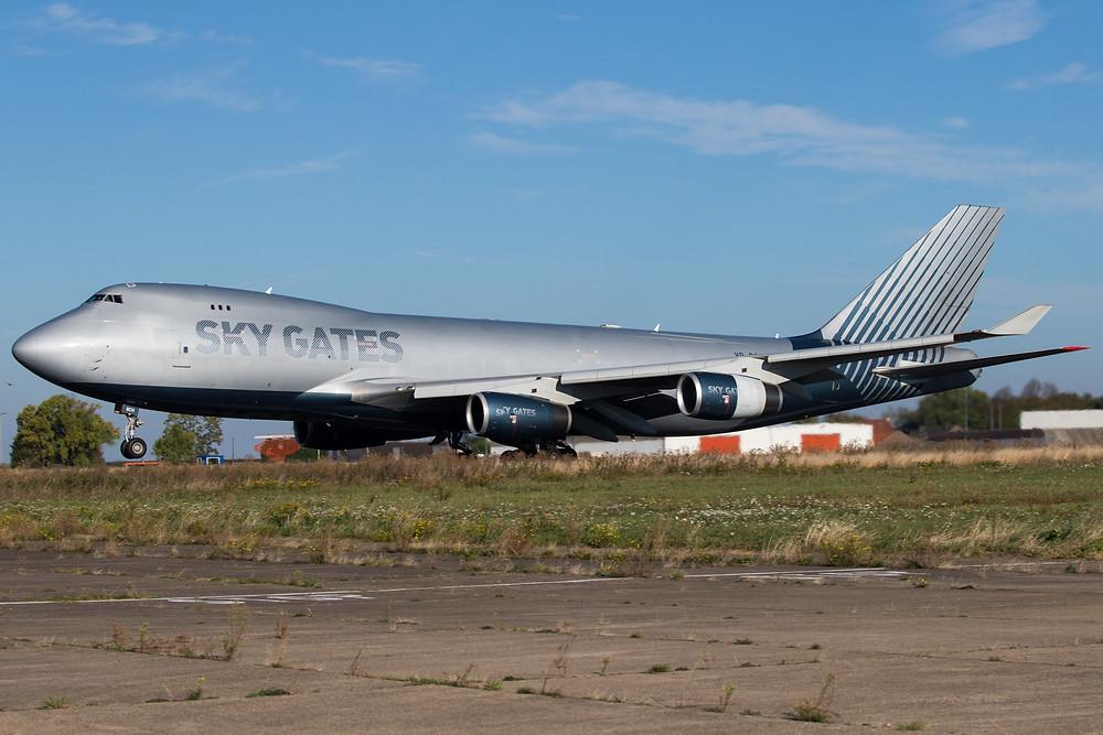 Sky Gates 747F