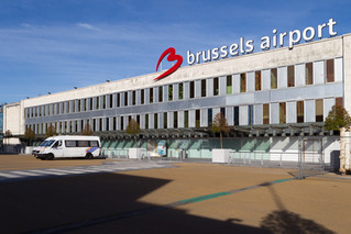 Brussels Airport fights back.