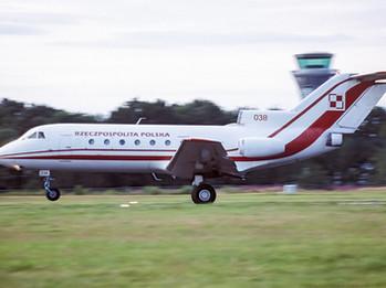 Tri Jet Tuesday - Yak 40/42