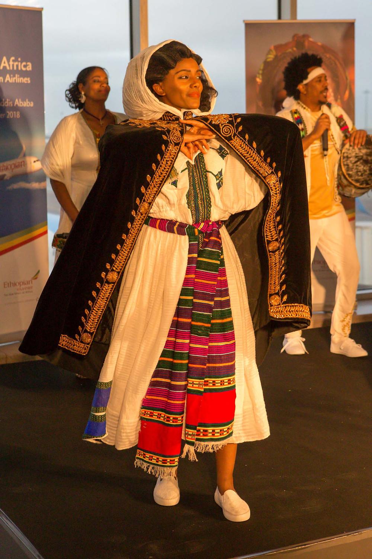 Ethiopian dancers
