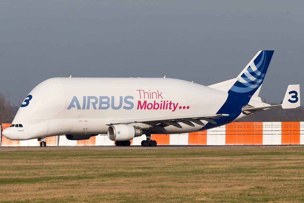 Airbus BelugaST