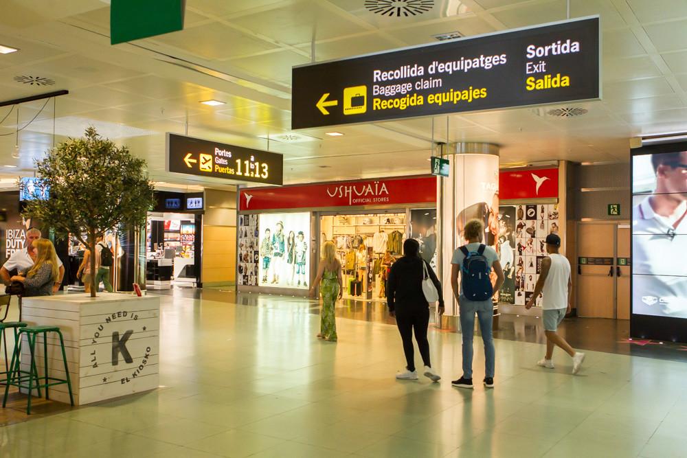 Ibiza Airport