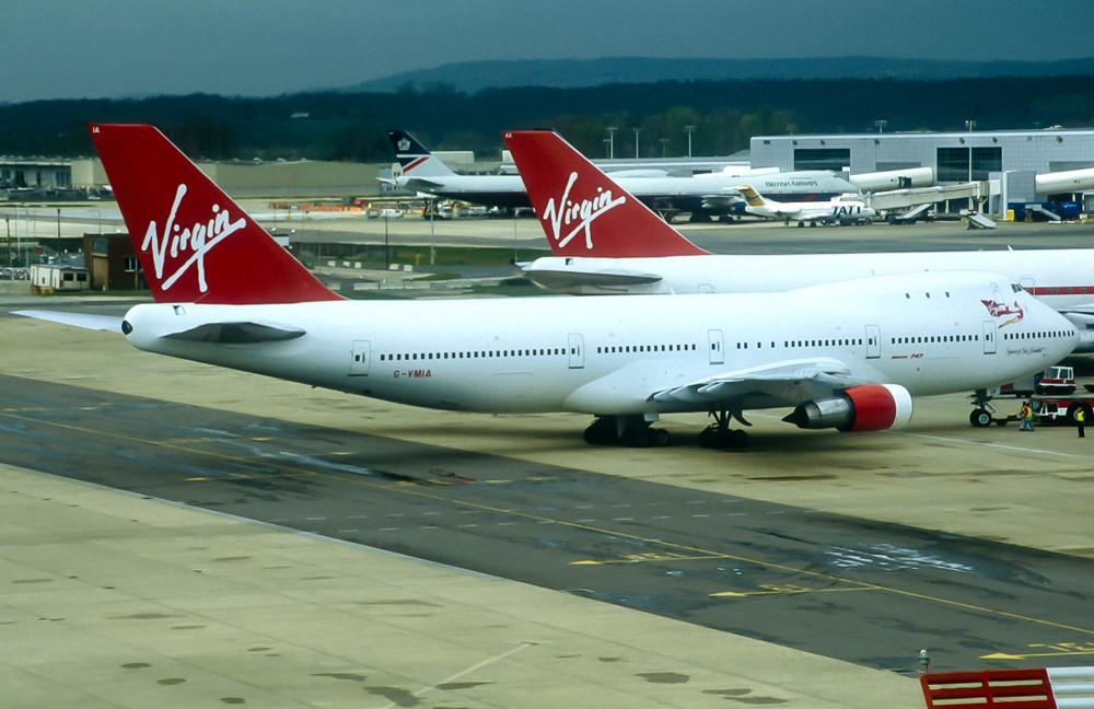 Virgin 747-200