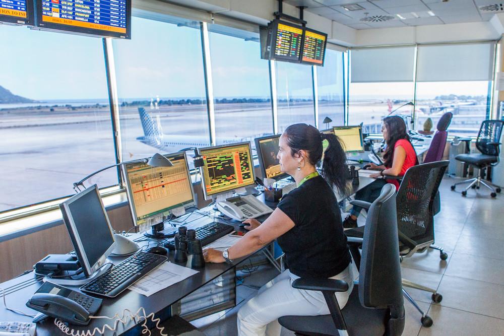 Ibiza Airport operations