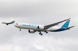 A330neo first flight