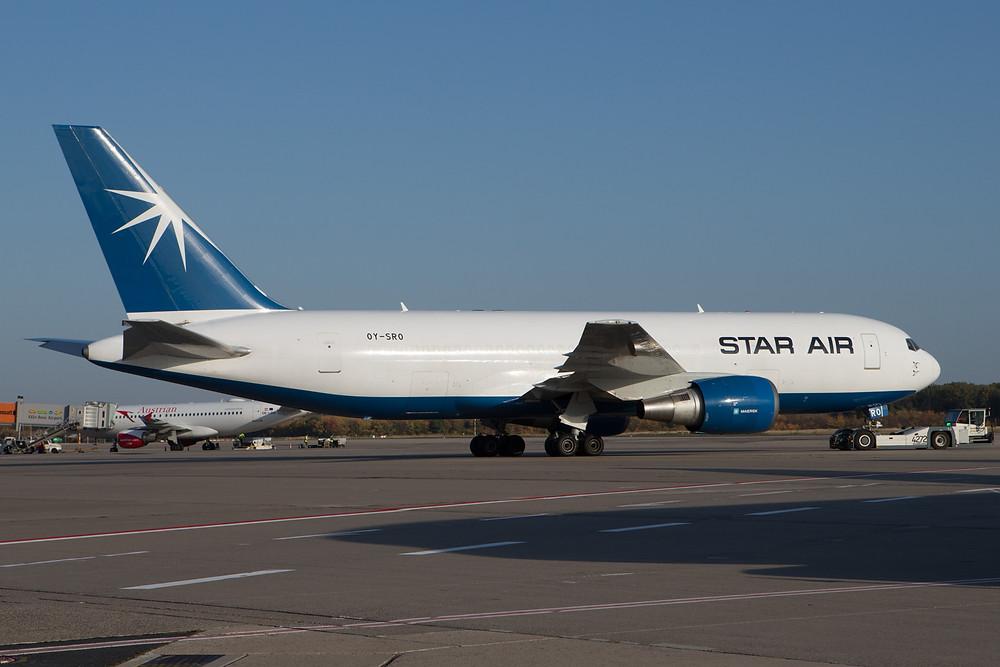Star Air 767F