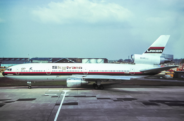 Tri Jet Tuesday - DC10