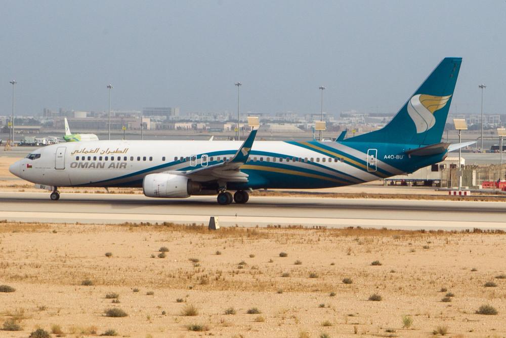 oman air 737