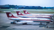 This day in history special. First flight of the Tupolev  TU134 29/7/1963