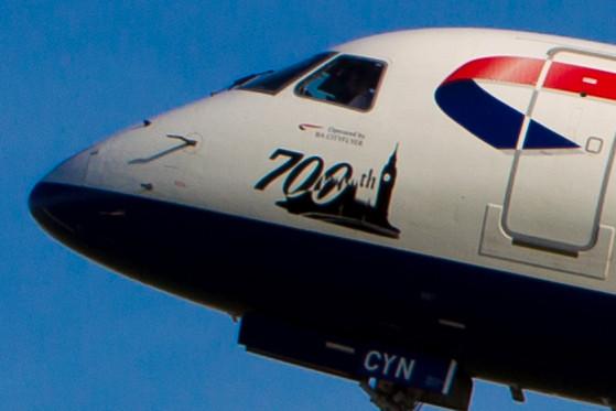 british airways cityflyer e190