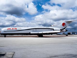 Tri Jet Tuesday - Boeing 727