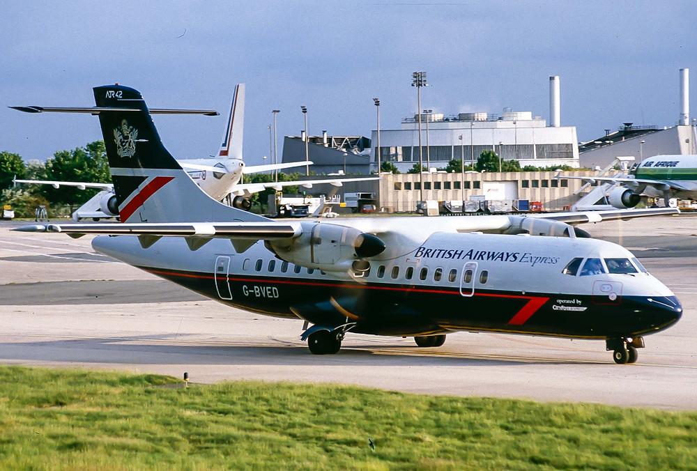 British Airways Express ATR 42