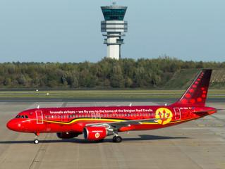 International Jet setter?