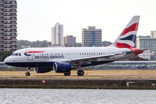 BA001 - Not just a flight number