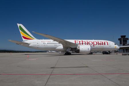 ethiopian boeing 787-8