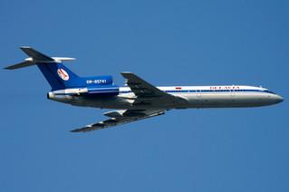 Tri Jet Tuesday - TU154
