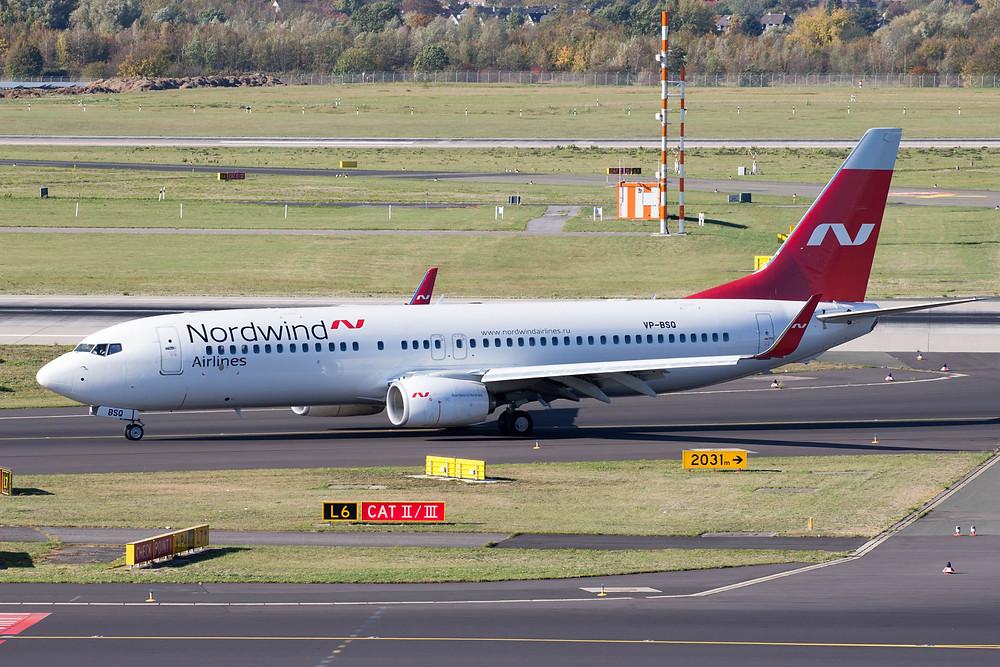 Nordwind 737-800