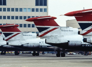 TriJet Tuesday - Hawker Siddeley Trident