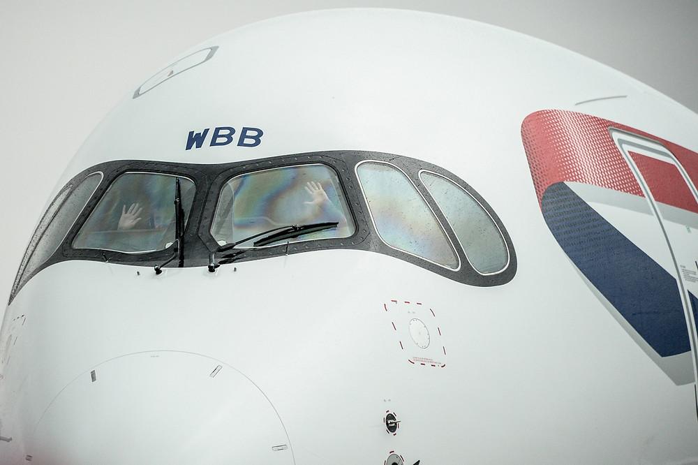 BA A350-1000 G-XWBB