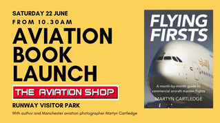 Flying Firsts Launch