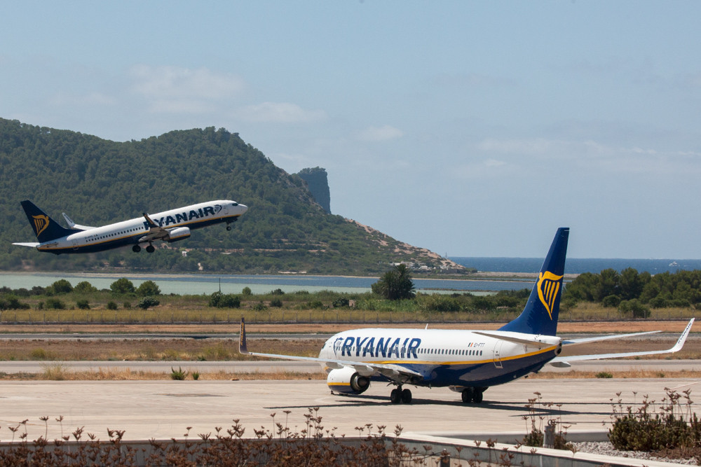 ryanair 737s