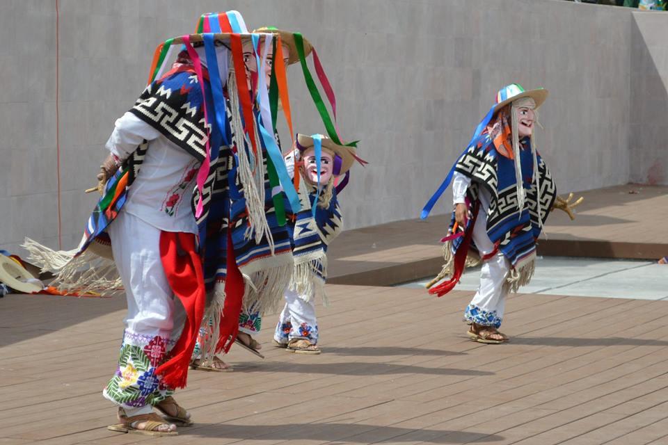 El Viejo Dancers, Isla de Janitzio Michoacan