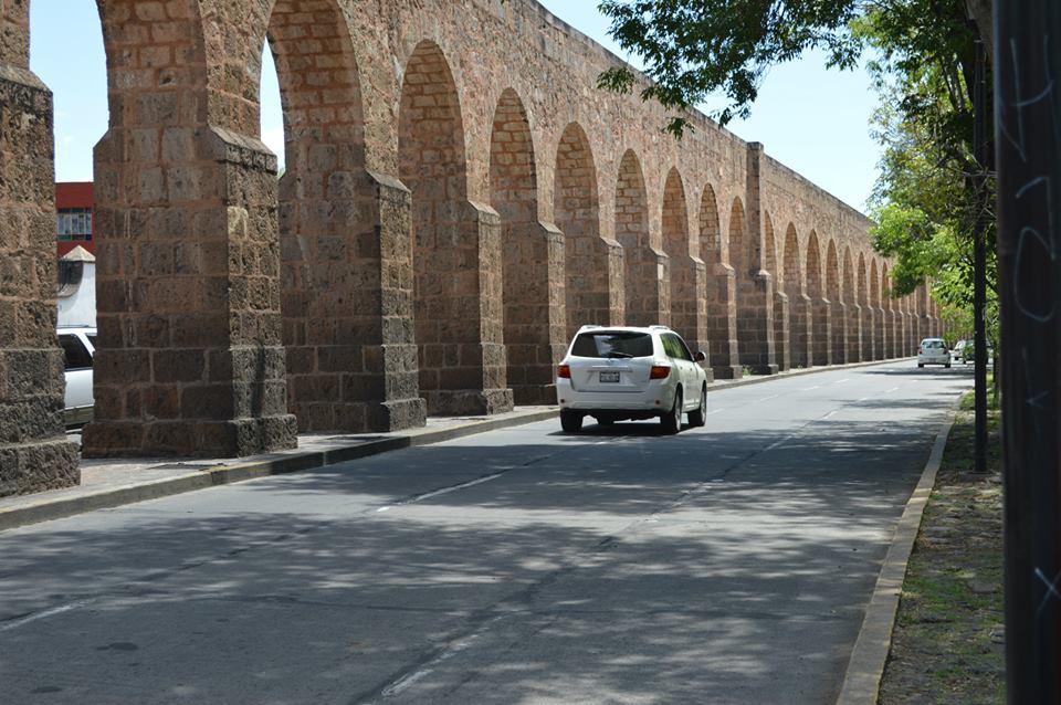 Aqueduct, Morelia Michoacan