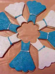Cookies 39 Princess Dresses Celebration Cookies