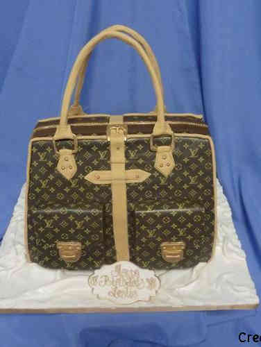 Fashion 63 Louis Vuitton Bag Birthday Cake