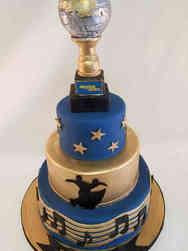 Hobbies 61 Dancing With the Stars Birthday Cake