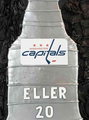 Other 07 Washington Capitals Stanley Cup Celebration Cake