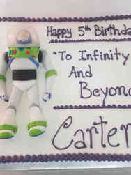 Movies 39 Toy Story Buzz Lightyear Birthday Cake