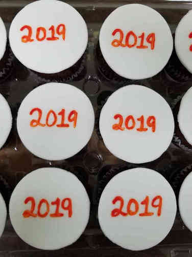 Other 31 Class of 2019 Graduation Cucpcakes
