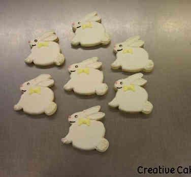 Cookies 01 Bunny Cookies