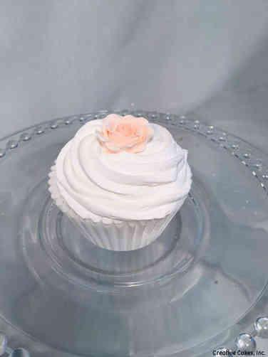 Adult 29 Pretty Pink Flower Birthday Cupcake