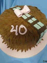 Pop 31 Star Wars Wookie Birthday Cake