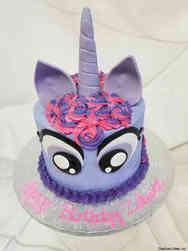 TV 31 My Little Pony Birthday Cake