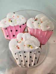 Cookies 41 Cupcake Celebration Cookies