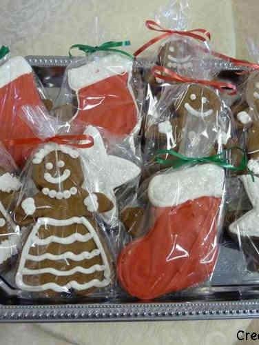 Cookies 27 Gingerbread Christmas Cookies