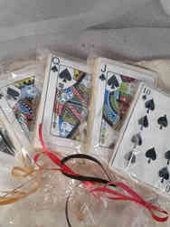 Cookies 15 Playing Card Bar Mitzvah Cookies