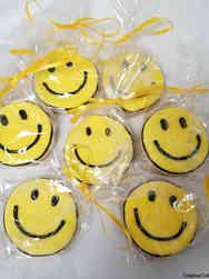 Cookies 06 Smiley Emoji Cookies