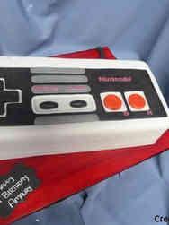Sports 29 Nintendo Controller Birthday Cake