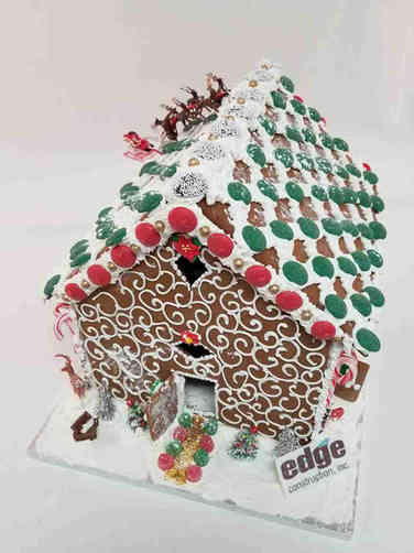 Winter 26 Storybook Gingerbread House