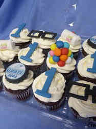 Kids 27 Up Cupcakes