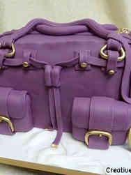 Fashion 51 Michael Kors Bag Birthday Cake