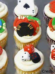 Adult 07 Casino Birthday Cakes