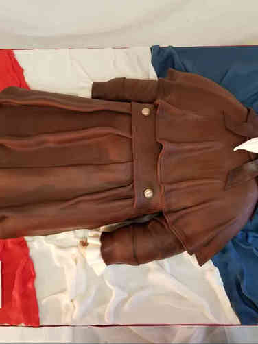 Summer 07 3D Dead Robespierre Batille Day Cake