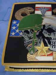 Hobbies 41 Military Medical Birthday Cake
