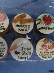 Other 20 Nursing Jokes Celebration Cupcakes